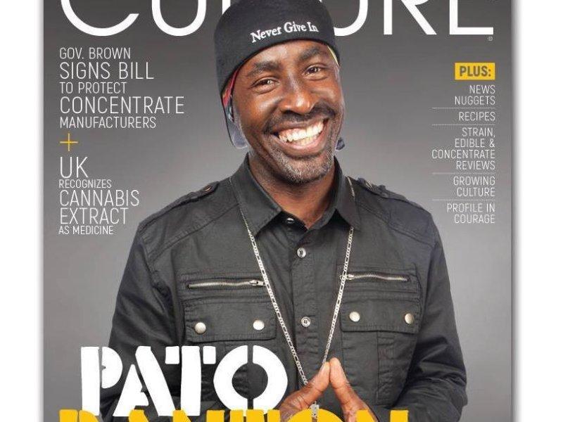 """Culture Magazine chats with Pato Banton """"Passion & Purpose"""""""