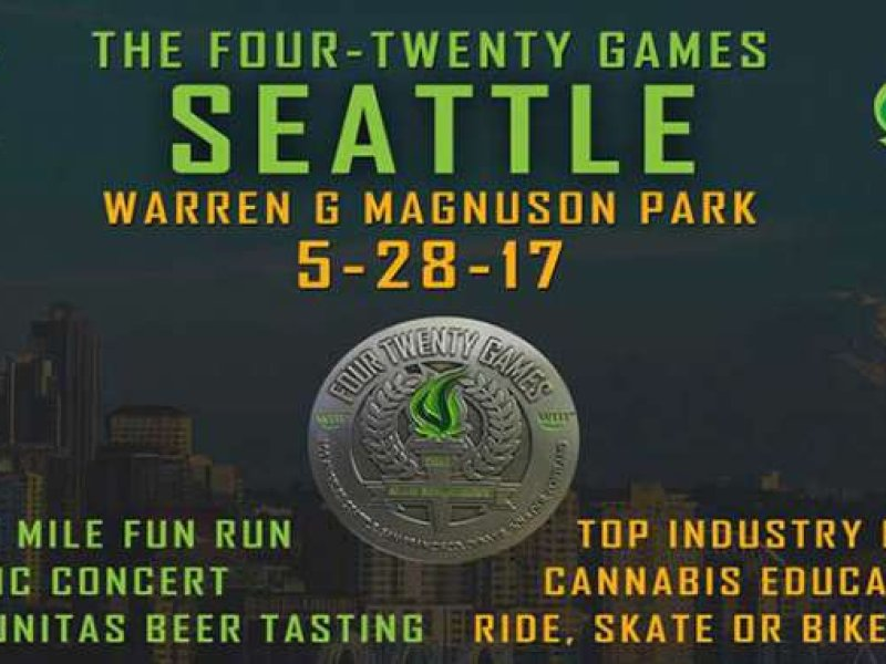 Weed News: Pato Banton performing Seattle 420 Games