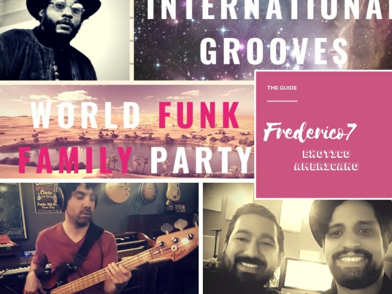 Vibing With the Ancestors; World Family Funk Fest & More