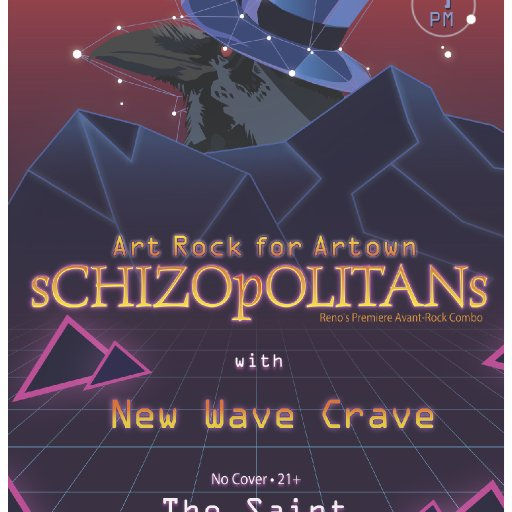 Schizopolitans with New Wave Crave