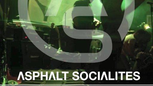 Asphalt Socialites: LIVE at The Rogue Bar