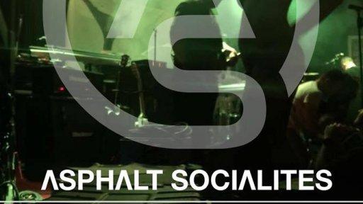 Asphalt Socialites: LIVE at the Main Stage in Heavenly Village