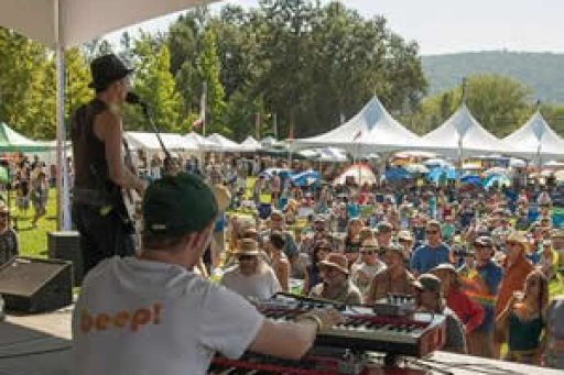 9th Annual American River Music Festival Showcase