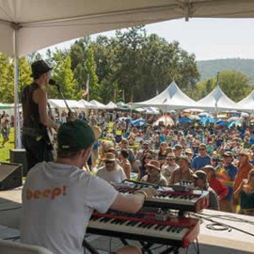 9th Annual American River Music Festival Showcase