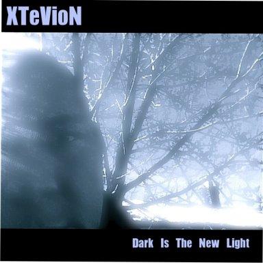 DARK IS THE NEW LIGHT Artwork front