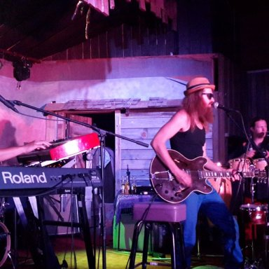 Scott Pemberton Trio California Tour 2015 30
