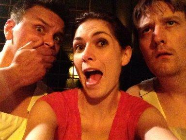 Pan and Joe with Nicole LA