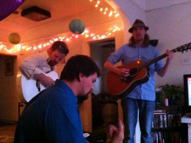 livingroom jam