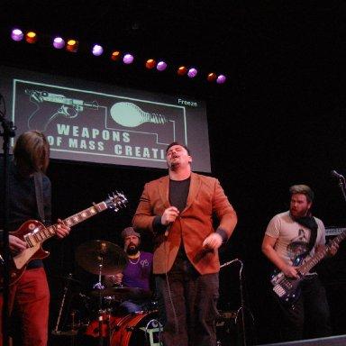 WMC at studio on 4th 3