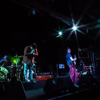 WMC onstage