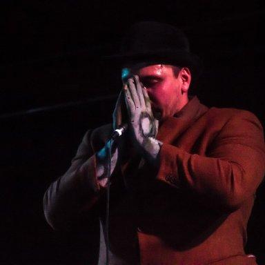 Pan Live onstage 3