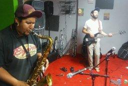 Studio Jams!