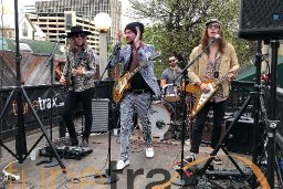 Wyves at SXSW 2019 Unofficial Rooftop Showcase