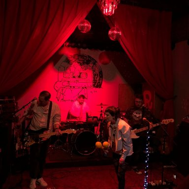 Pink Awful Live at Dead Ringer Analog