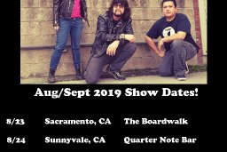 Aug/Sept Shows