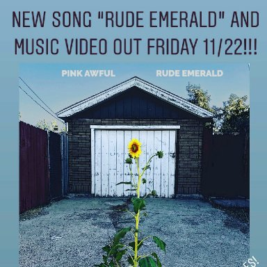 """Rude Emerald"" release!"
