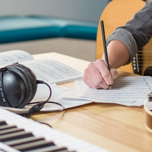 Songwriting: Write, produce and release a single with Underground Sun