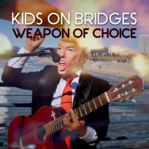 Kids On Bridges
