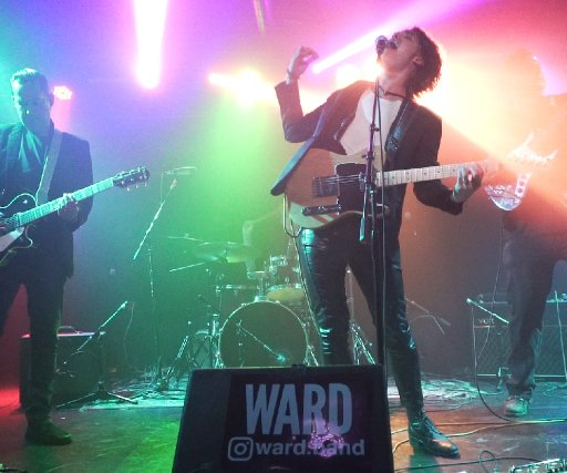 Ward, Post-punk in LA