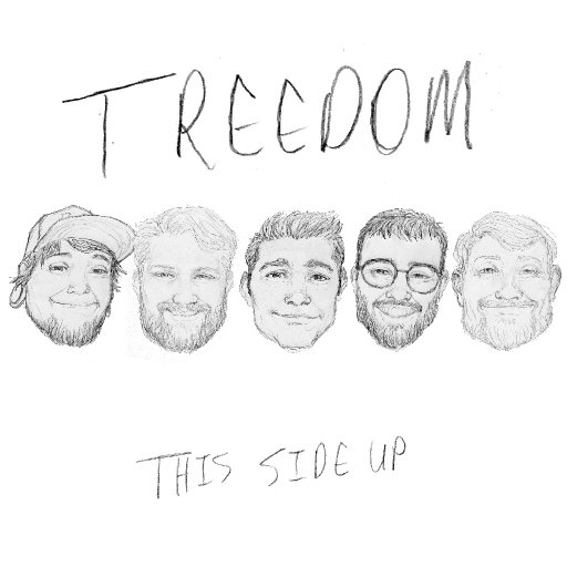 "Treedom ""This Side Up"" Album"