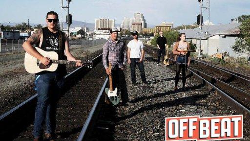 Jake Houston & The Royal Flush Live Off Beat Music Festival